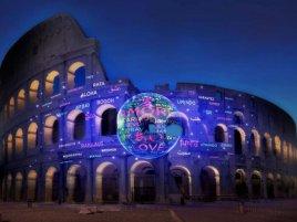 Panasonic Illumina Il Colosseo Con Uno Straordinario Video Mapping V 2 261448