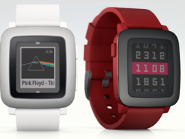 Pebble Time 4