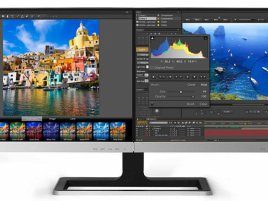 Philips Two In One Ips Monitor