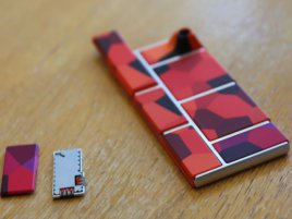 Project Ara With Modular Phones