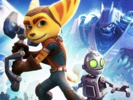 Ratchet And Clank Title
