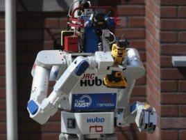 Robot Soutez Darpa