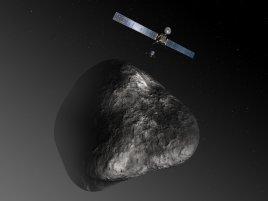 Rosetta Philae Artist Impression Far 2 K