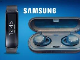 Samsung Gear Fit 2 Iconx