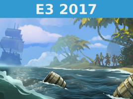 Sea Of Thieves E 3 2017 Uvodni
