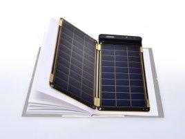 Solar Paper Photo