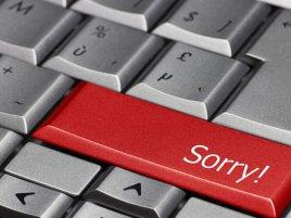 Sorry 0