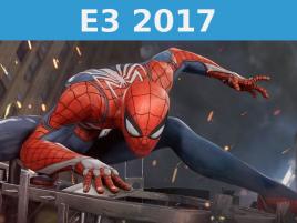 Spiderman E 3 2017 Uvodni