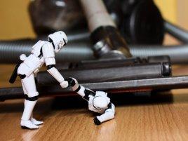 Star Wars Vacuum Cleaner