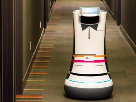 Starwood Hotels Robot