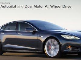 Tesla Model S P 85 D