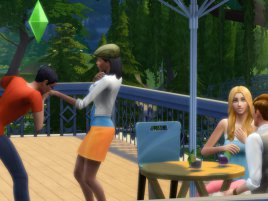 The Sims 4 0