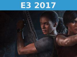 Uncharted E 3 2017 Uvodni