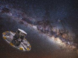 Vesmirna Observator Gaia