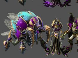 Warcraft Starcraft Modely