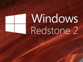 Windows 10 Hero Red Redstone 2