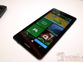 Wistron Tiger Windows Phone