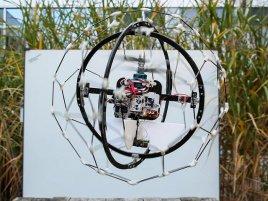 Zachranarsky Dron Gymball
