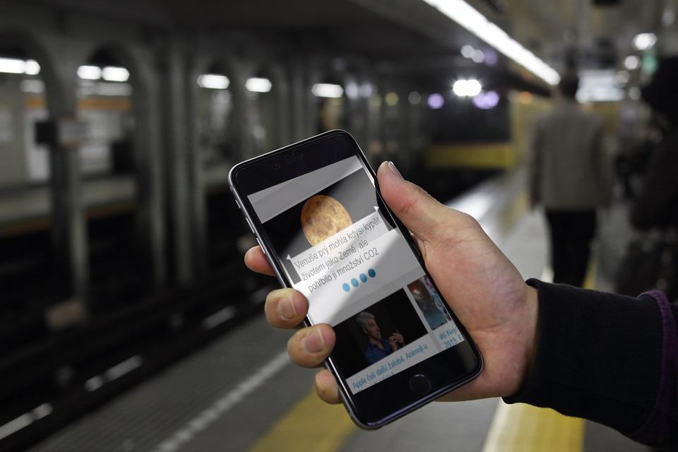 připojte mobilní telefon k domácímu telefonu