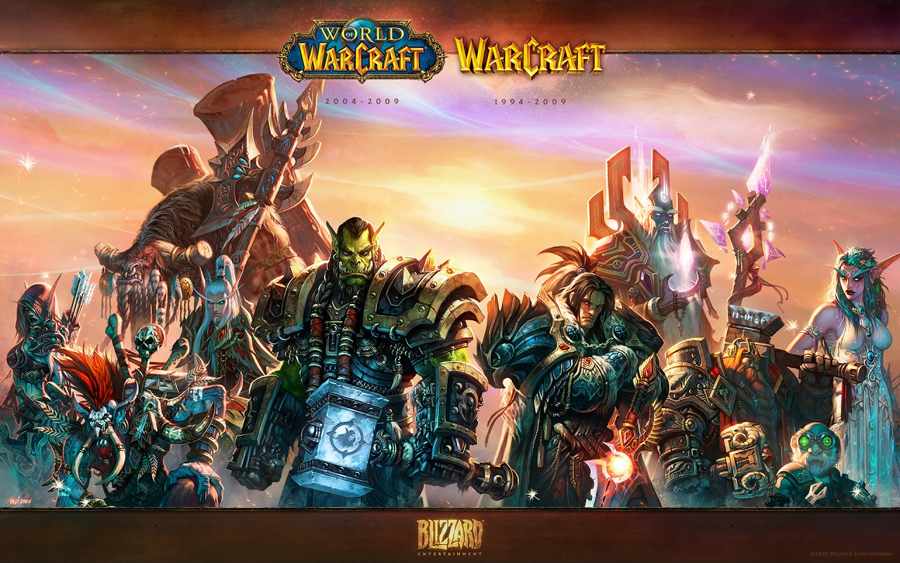World-of-warcraft-uvod