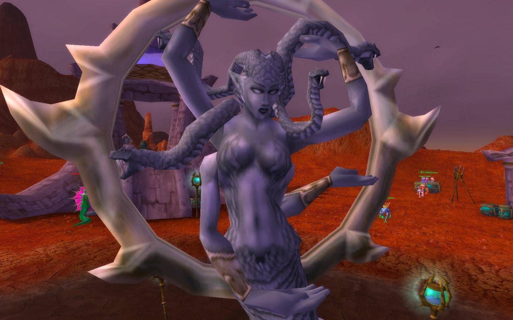 Warcraft boob fucks scenes